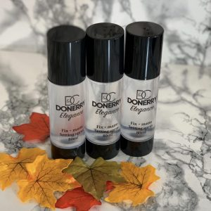 Fix and Matte Clear Setting spray