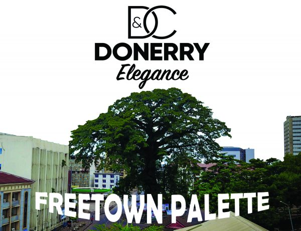Freetown Palette Cover image by Zoom